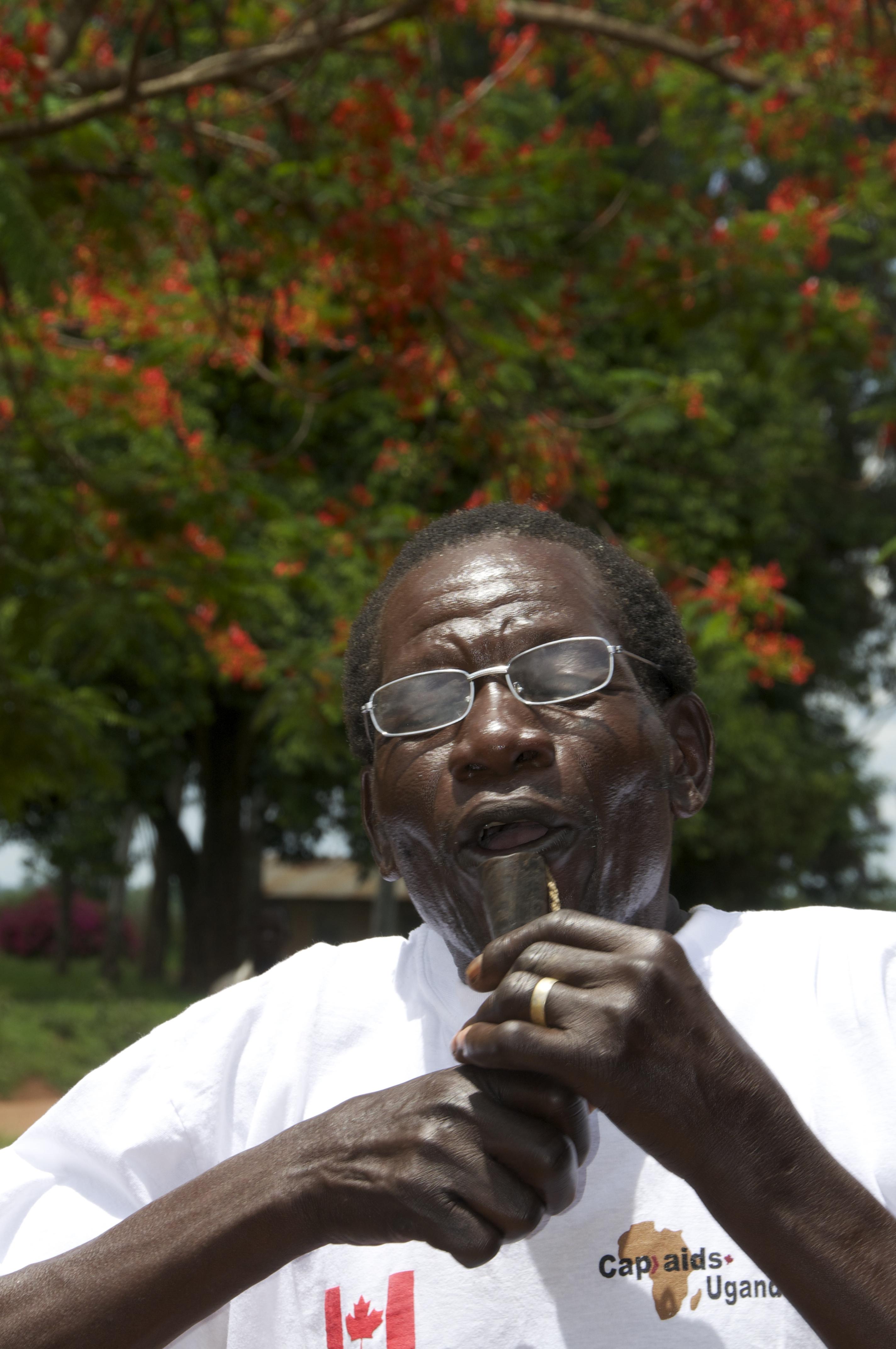 Valeriano Angweng – Uganda