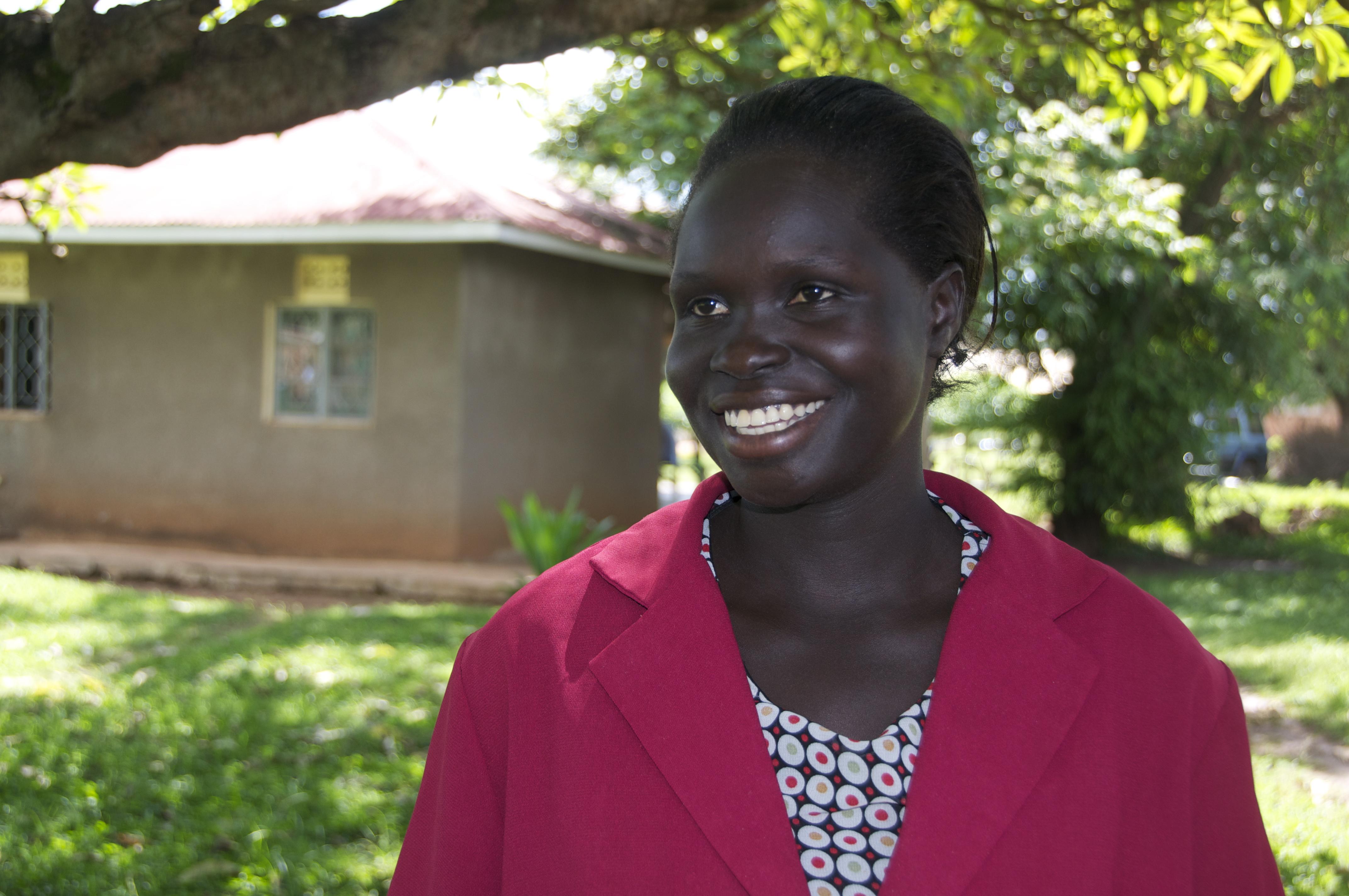 Eunice Achieng – Uganda
