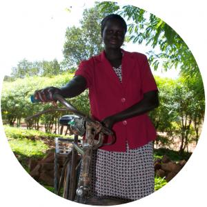 Eunice Aceng - Bike Page Profile