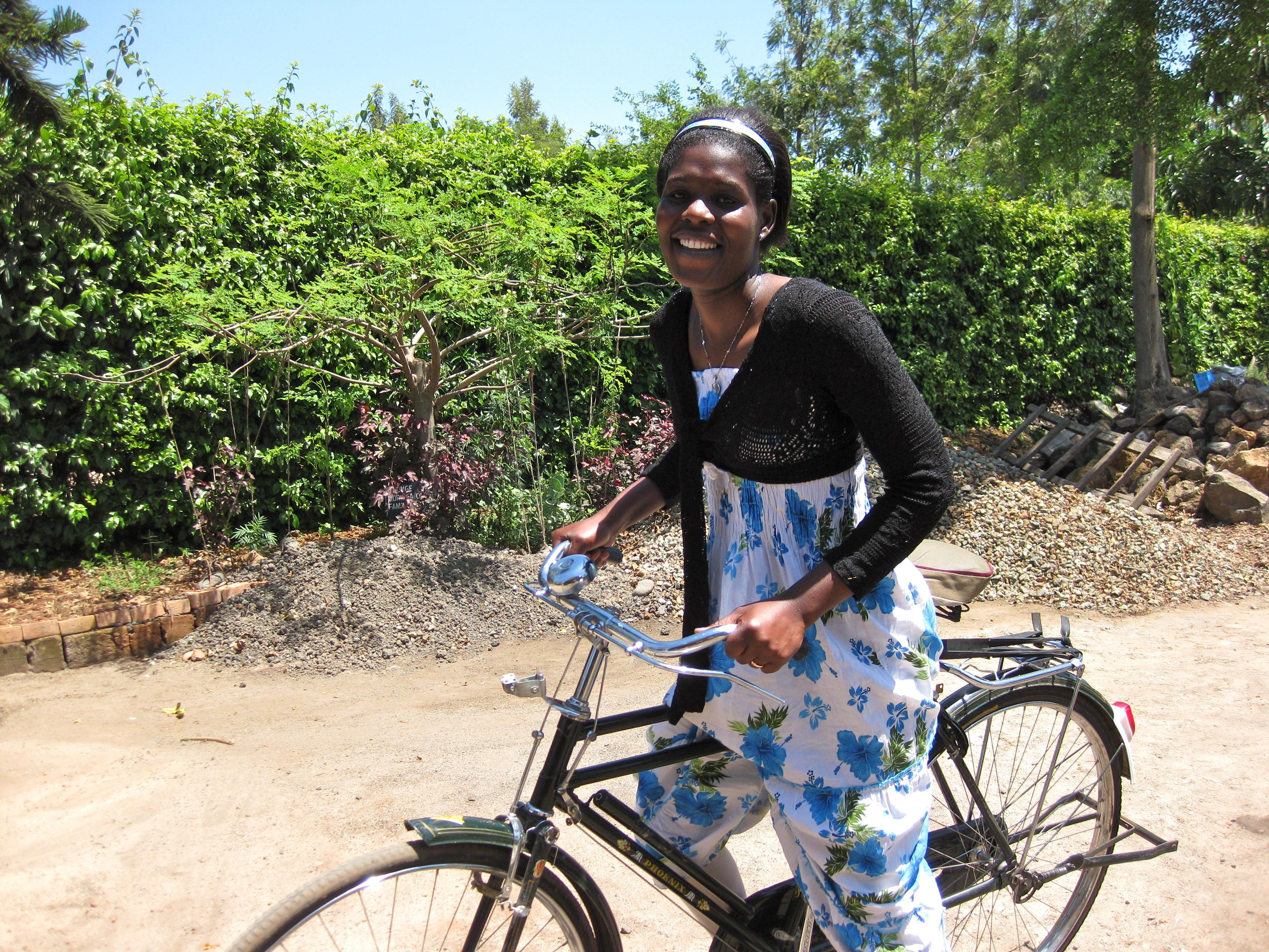Jessica Wambura, Tanzania