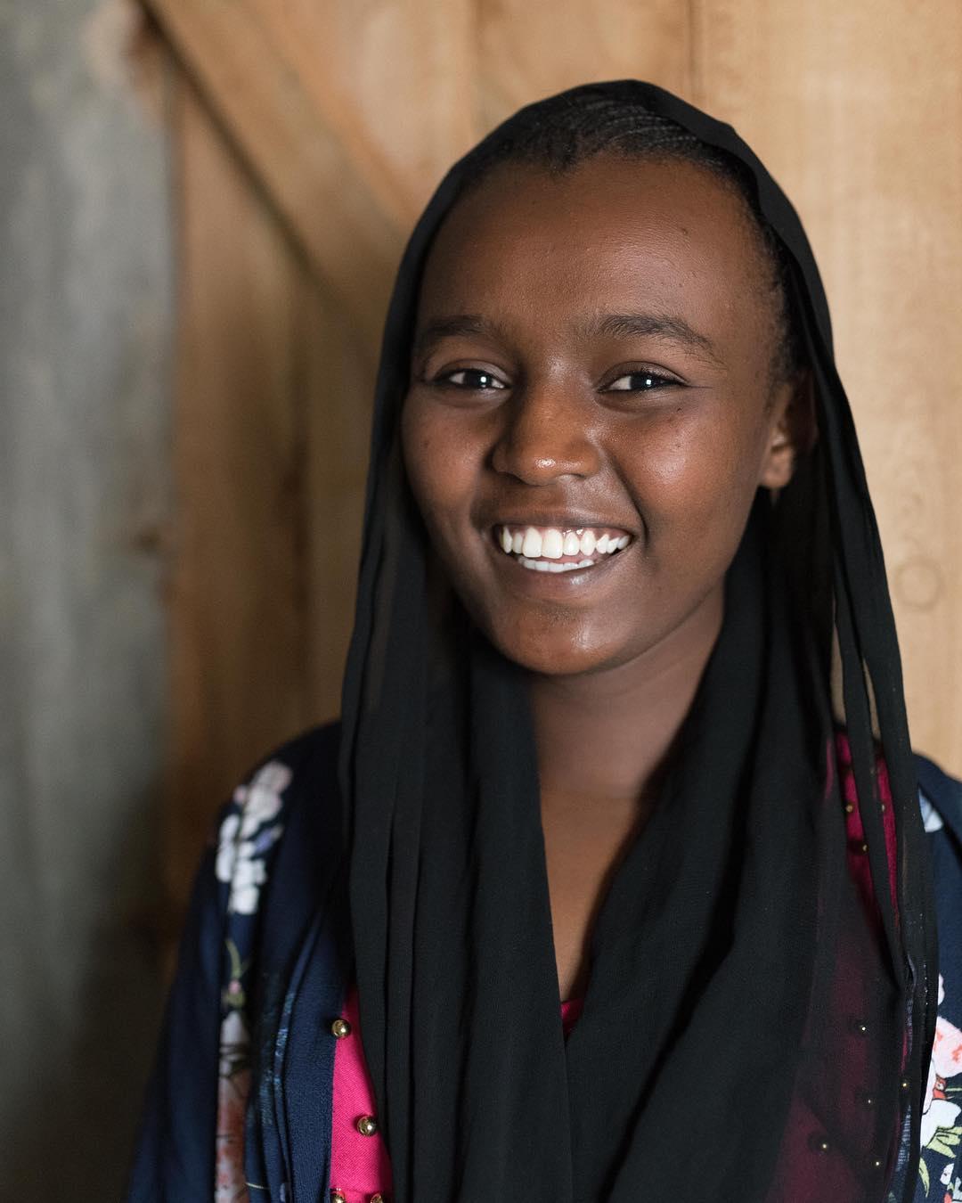 Khalifa, age 16. #KijijiChaUpendo
