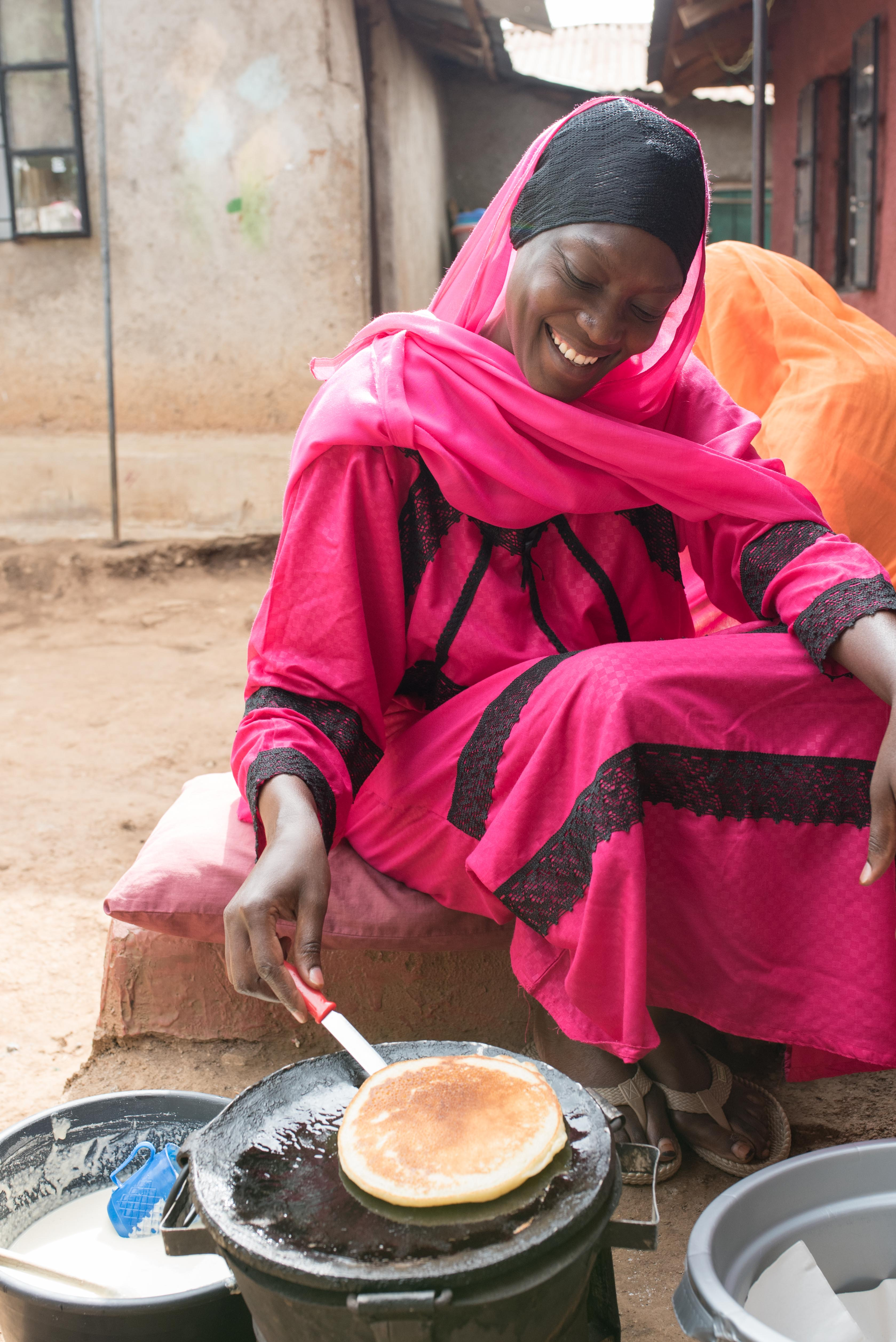 Kadra Abdi, Kijiji Cha Upendo Children's Project